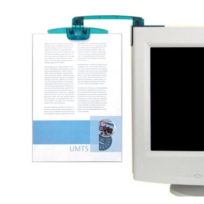 [알파] LCD슈퍼클립 AST-07 (화이트)