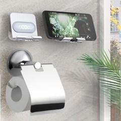욕실 부착형 휴대폰 거치대