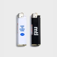 mtl lighter (white/black)