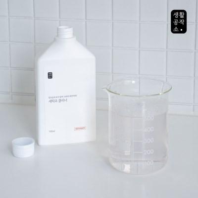 [생활공작소] 액상 세탁조클리너 500ML_(1109422)
