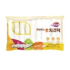 [남도장터]달콤 구워먹는 생 치즈떡 350g x 3팩