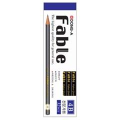 [동아] 연필 파블 4B(1타=12입)_(12656254)