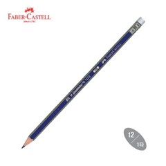 [파버카스텔]연필 골드파버 116802(2B/지우개팁)_(12656244)