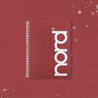[nord] 노드 오선지 음악노트 V3 (music score / 작곡)
