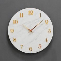 (khyn002)저소음 대리석디자인 시계 숫자 (W)_(907446)