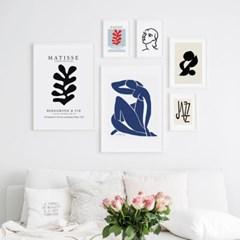 앙리마티스 포스터 그림 액자 모음
