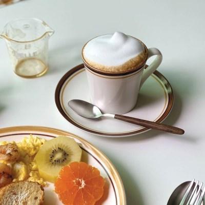 카모메라인 머스타드 커피세트