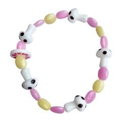 [Fruta] Mushroom bracelet