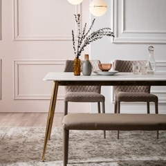 잉글랜더 베르가모 통세라믹 4인용 식탁(의자 미포함)_(12803245)