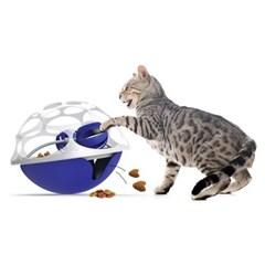 르칙 오토블 텀블러 블루화이트 고양이장난감_(1183379)