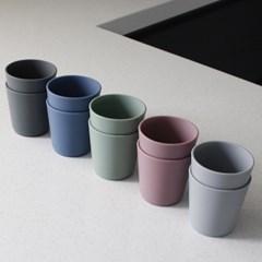 파스텔 실리콘 컵2Pset - 5color_(2983657)