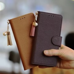[아이콘]LG X6 2019 (X625) Cuero_천연소가죽 다이어리_(2801879)