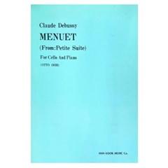 (전시상품)Claude Debussy MENUET (From : Petite Suite)