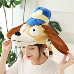 큐티 후드모자 [모자 쓴 강아지]_(12076235)