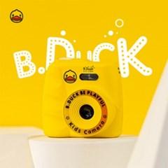 [B.Duck] 키즈 카메라 (32GB 메모리 포함)