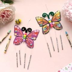 나비 풍경 5set_(1316305)