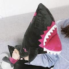 큐티 인형 망치 [상어] 블랙_(12076346)