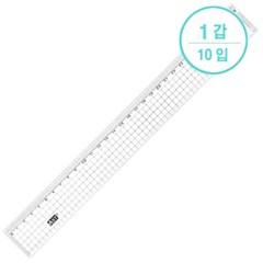 [알파] 방안자 플라스틱 30cm(1갑=10입)_(12646771)