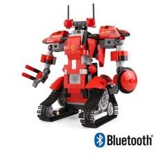 블럭 테크닉 블루투스 AImubot 배틀필드1 로봇 레드 블럭RC 392PCS