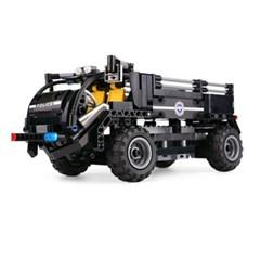 블럭 테크닉 스마트 폴리스 수송차량 블럭RC 462pcs