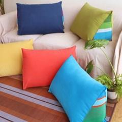 삼각쿠션 중형 5 colors (솜포함)