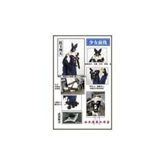[해외직구] 소녀전선 코스프레 의상 소품 가발_5009_(1193902)