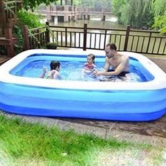 [해외직구] 여름 가족 물놀이 실내 풀장 B088P11FRN_(1190002)