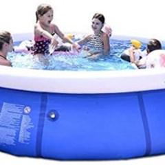 [해외직구] 여름 가족 물놀이 실내 풀장 B089LLJ9CQ_(1189999)