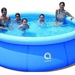 [해외직구] 여름 가족 물놀이 실내 풀장 B08B2HDXDZ_(1190061)