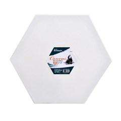 [아트메이트]모양캔버스 육각형 25cm_(12645746)