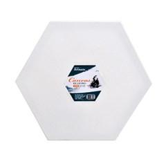[아트메이트]모양캔버스 육각형 20cm_(12645747)