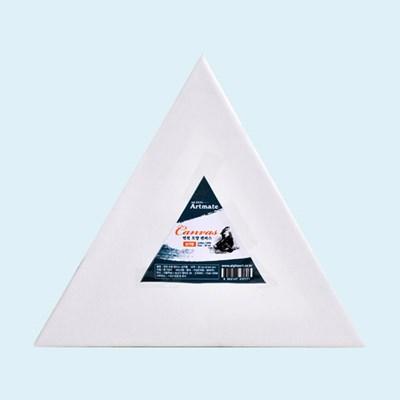 [아트메이트]모양캔버스 삼각형 30cm