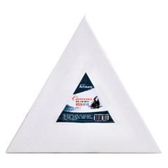 [아트메이트]모양캔버스 삼각형 20cm_(12645749)