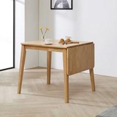 [스코나]킨스턴 접이식 1200 원목 식탁 테이블_(602805832)