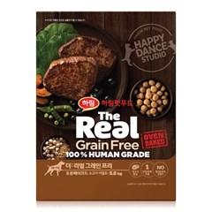 더리얼 그레인프리 오븐베이크드 소고기 어덜트 5.8kg