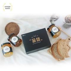 추석 명절 설날 선물세트 꿀잼세트 ( 꿀 + 한라봉잼)