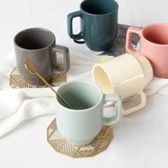 [검트리 시드니] 모던 감성 플레이팅 그릇 - 머그컵 (대) 5color