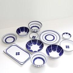아라 수피아 2인 도자기 신혼 그릇 선물 세트 11p (예쁜 홈세트)