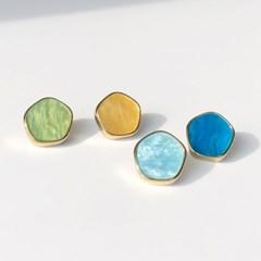 blending earrings (4colors)
