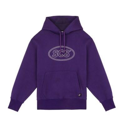 [FW18 SCS] Logo Hoodie(Purple)_(785974)