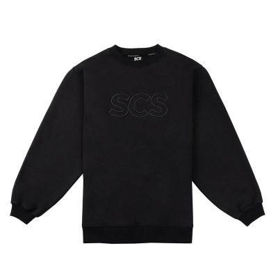 [FW18 SCS] Logo Sweatshirts(Black)_(785972)