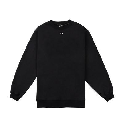 [FW18 SCS] Point Logo Sweatshirts(Black)_(785971)