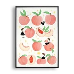 Peachy peachy