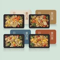 닭가슴살 전문 요리 단백식 4종 세트