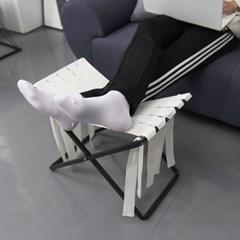 COZY 발 받침대 발해먹 발판 책상 의자 다리 풋레스트_(211133)