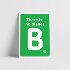 THERE IS NO PLANET B (포스터)