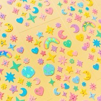 반짝반짝 Deco-Twinkle 칼선 스티커