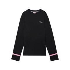 [AW17 Pink Panther] Long Sleeve(Black)_(786779)
