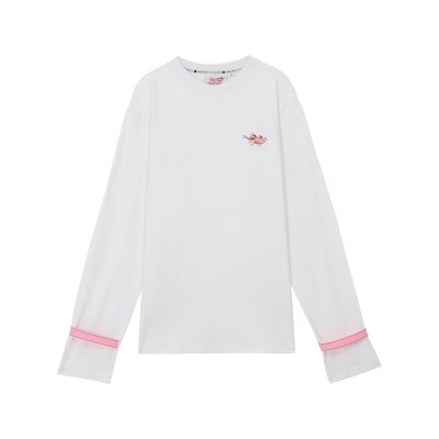 [AW17 Pink Panther] Long Sleeve(White)_(786778)