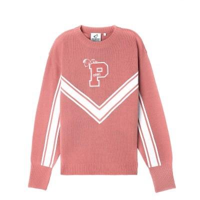 [SS18 Peanuts] P Knit(Pink)_(786775)